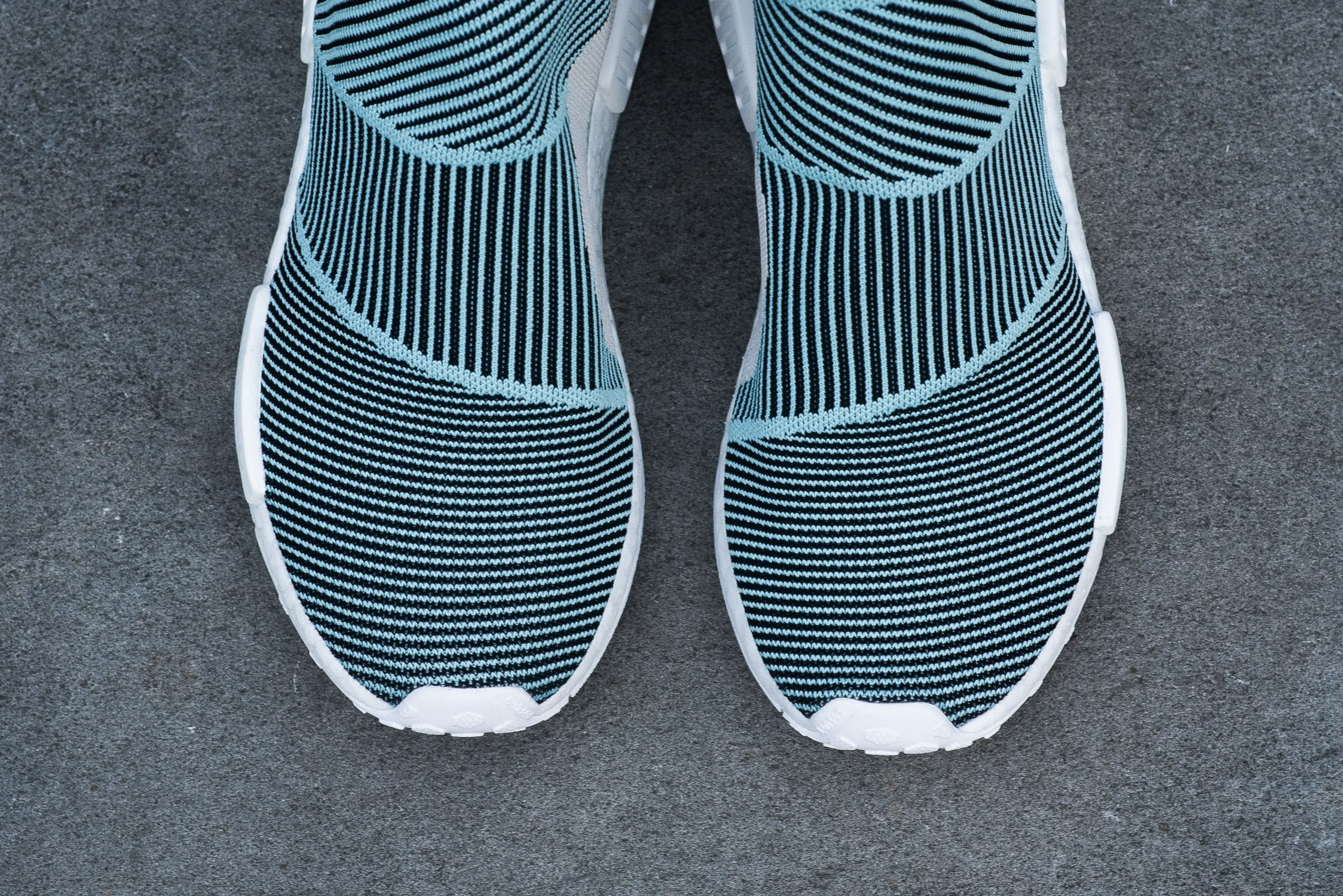 Parley X adidas NMD_CS1 Primeknit - Core Black/Blue Spirit #AC8597-Preorder Item-Navy Selected Shop