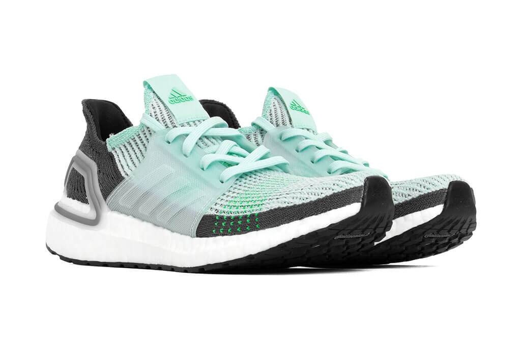 adidas WMNS Ultra Boost 19 - Ice Mint/Grey Six #F35285-Preorder Item-Navy Selected Shop