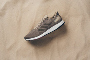 adidas Pure Boost DPR - Brown/Raw Gold/Trace Olive/Collegiate Burgundy #BB6292-Preorder Item-Navy Selected Shop
