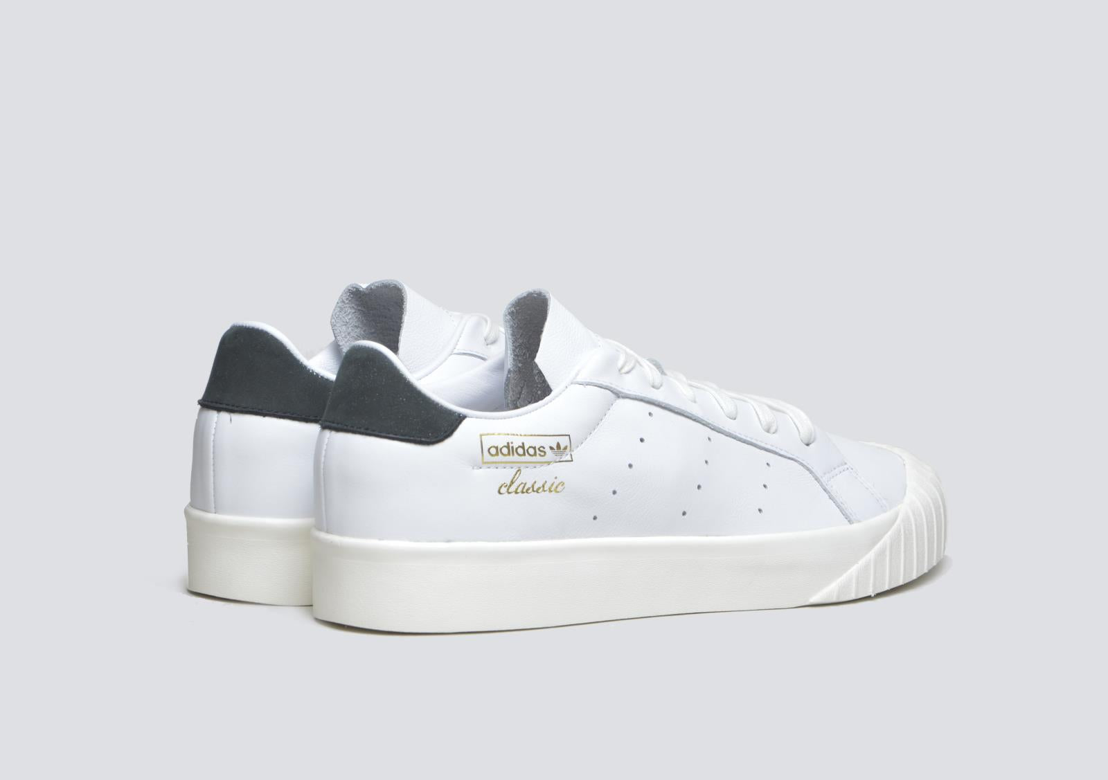 adidas WMNS Everyn - Cloud White/Core Black #CQ2042-Preorder Item-Navy Selected Shop