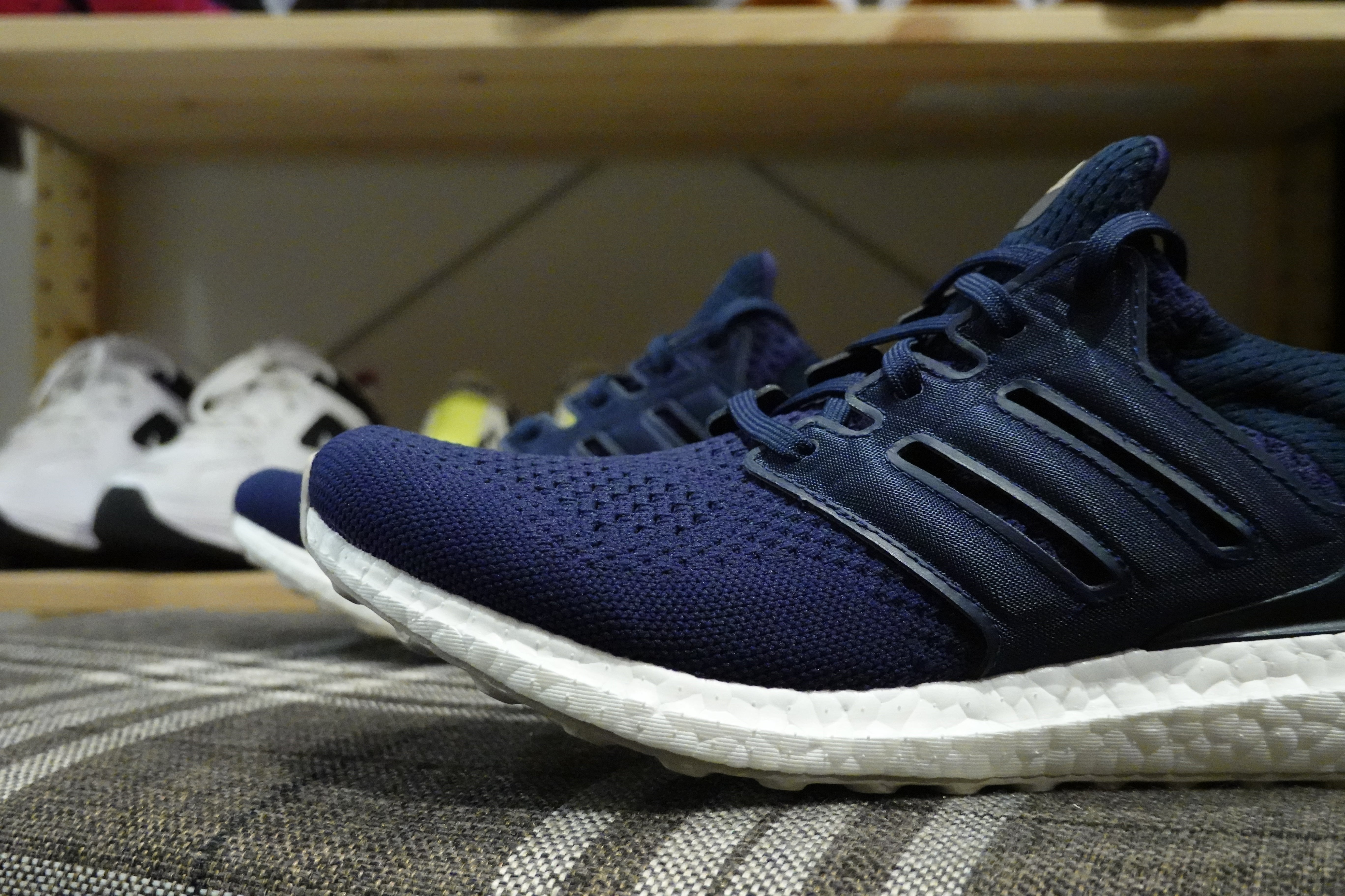 adidas Ultra Boost 1.0 for ZOZOTOWN - CNVY/CNVY/LBRN #FW9885-Preorder Item-Navy Selected Shop