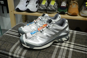 Salomon Lab XT-4 ADV - Silver Metallic/Lunar Rock/Black #413955-Preorder Item-Navy Selected Shop