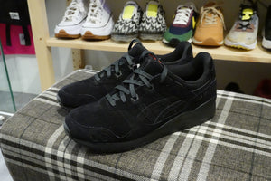 Asics Gel Lyte III OG - Black #1201A050-001-Preorder Item-Navy Selected Shop