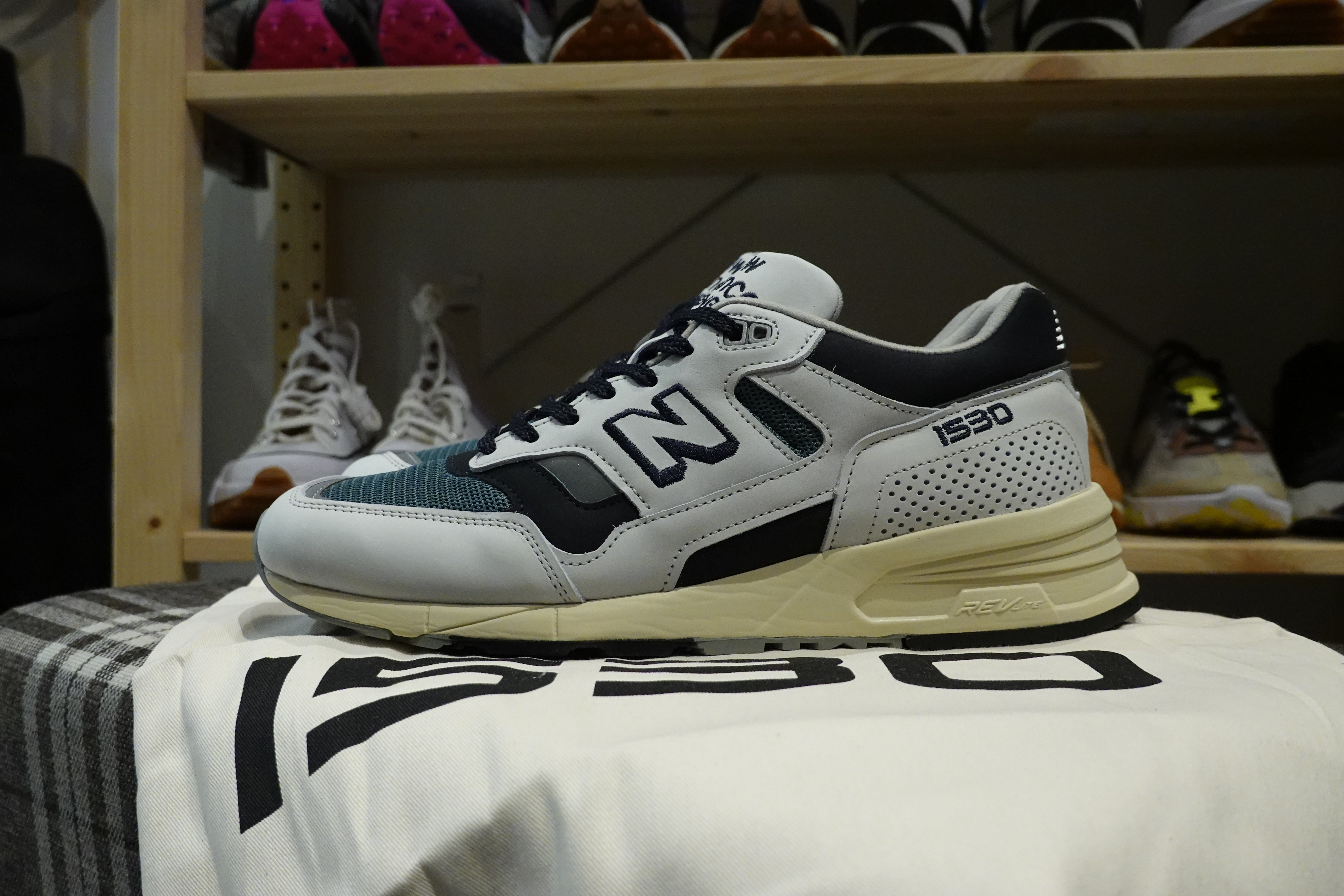 "New Balance M1530OGG ""'Anniversary Pack"" Made in England-Preorder Item-Navy Selected Shop"