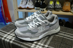 New Balance M992GR Made in USA-Sneakers-Navy Selected Shop