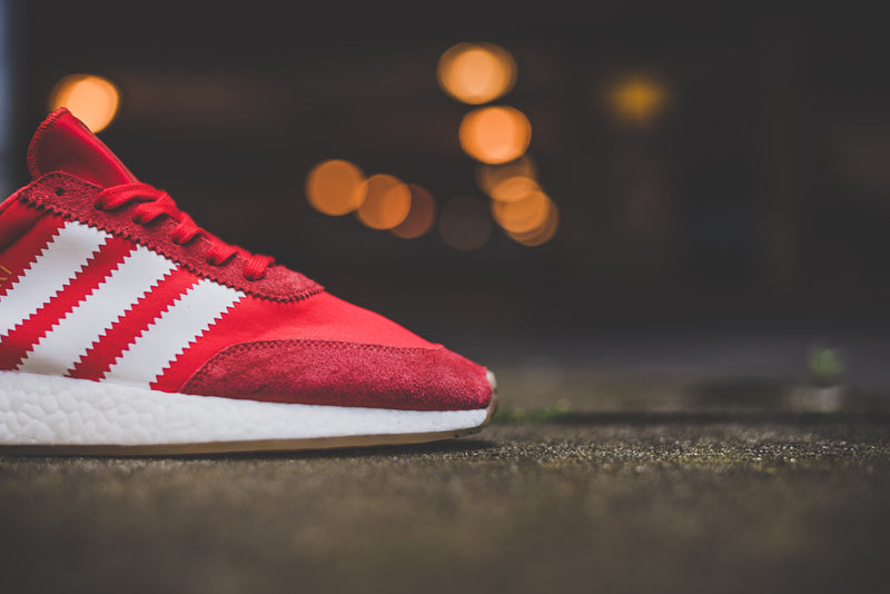 adidas I-5923 - Red/Footwear White/Gum #BB2091-Preorder Item-Navy Selected Shop