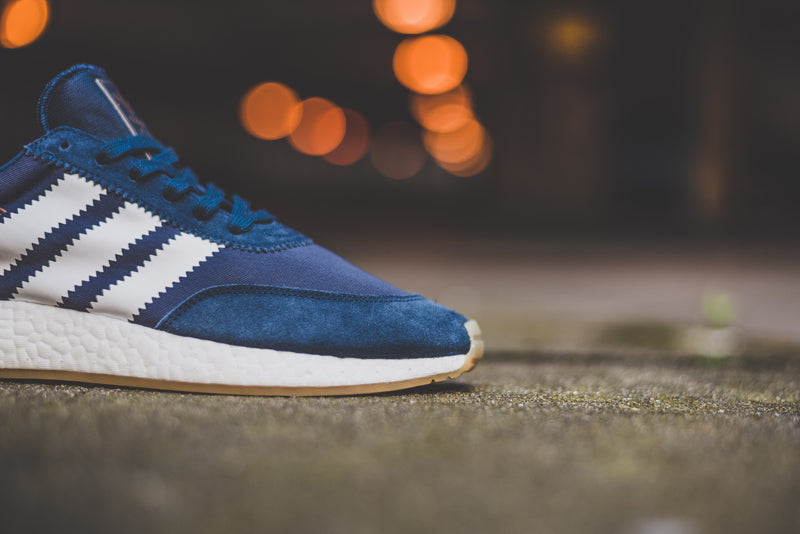 adidas I-5923 - Collegiate Navy/Footwear White/Gum #BB2092-Preorder Item-Navy Selected Shop