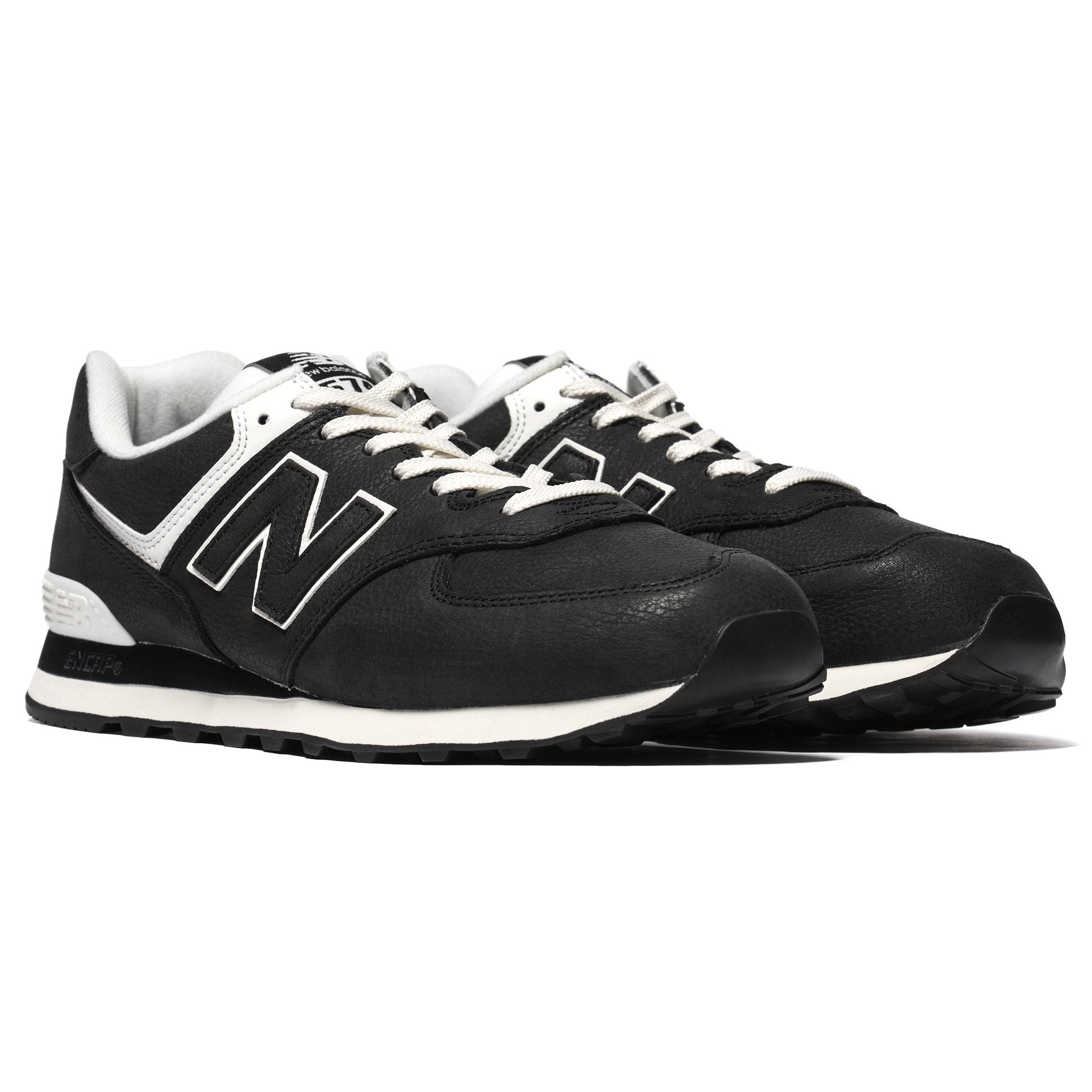 eYe Junya Watanabe COMME des GARCONS x New Balance ML574EJ1 - Black-Preorder Item-Navy Selected Shop