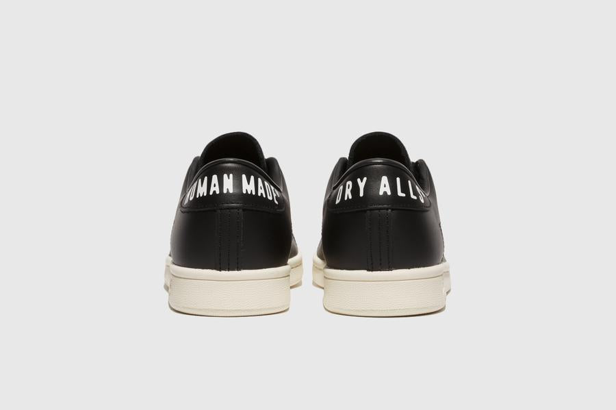Human Made x adidas Stan Smith - Core Black/Footwear White/Off White #FY0736-Preorder Item-Navy Selected Shop