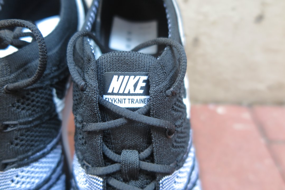 "Nike Flyknit Trainer ""Oreo"" - Black/White #AH8396-005-Sneakers-Navy Selected Shop"