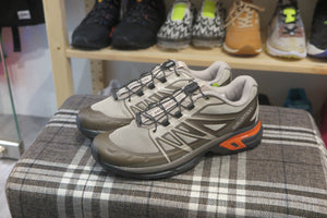 Salomon Lab XT-Wings 2 ADV - Vintage Khaki/Ebony/Autumn Blaze #412642-Preorder Item-Navy Selected Shop