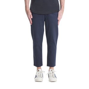 Publish Index Ankle Pants - Navy-Apparels-Navy Selected Shop