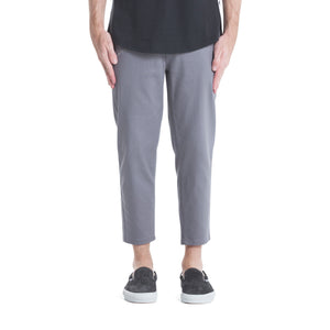 Publish Index Ankle Pants - Grey-Apparels-Navy Selected Shop