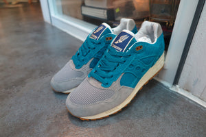 "Bodega X Saucony Elite Shadow 5000 ""Reissue"" - Teal/Grey #S70045-2-Sneakers-Navy Selected Shop"