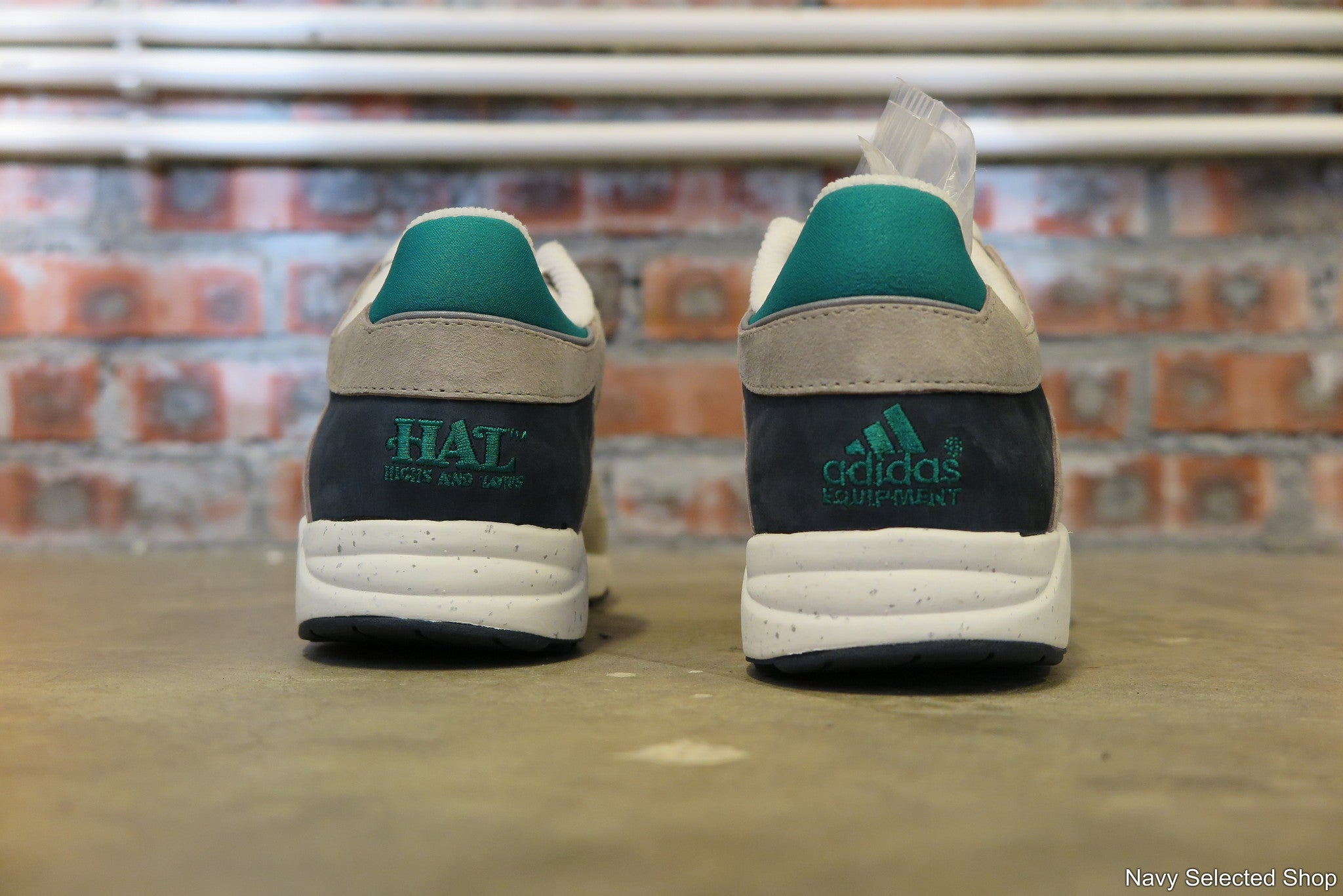 HAL x adidas Consortium EQT Guidance '93 #B357143-Sneakers-Navy Selected Shop