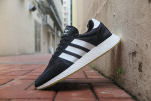 adidas I-5923 - Core Black/Footwear White/Gum #D97344-Preorder Item-Navy Selected Shop
