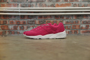 Puma R698 Mesh Evolution in Beetroot #357465-02-Sneakers-Navy Selected Shop