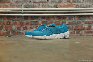 Puma R698 Mesh Evolution - Bluebird #357465-01-Sneakers-Navy Selected Shop