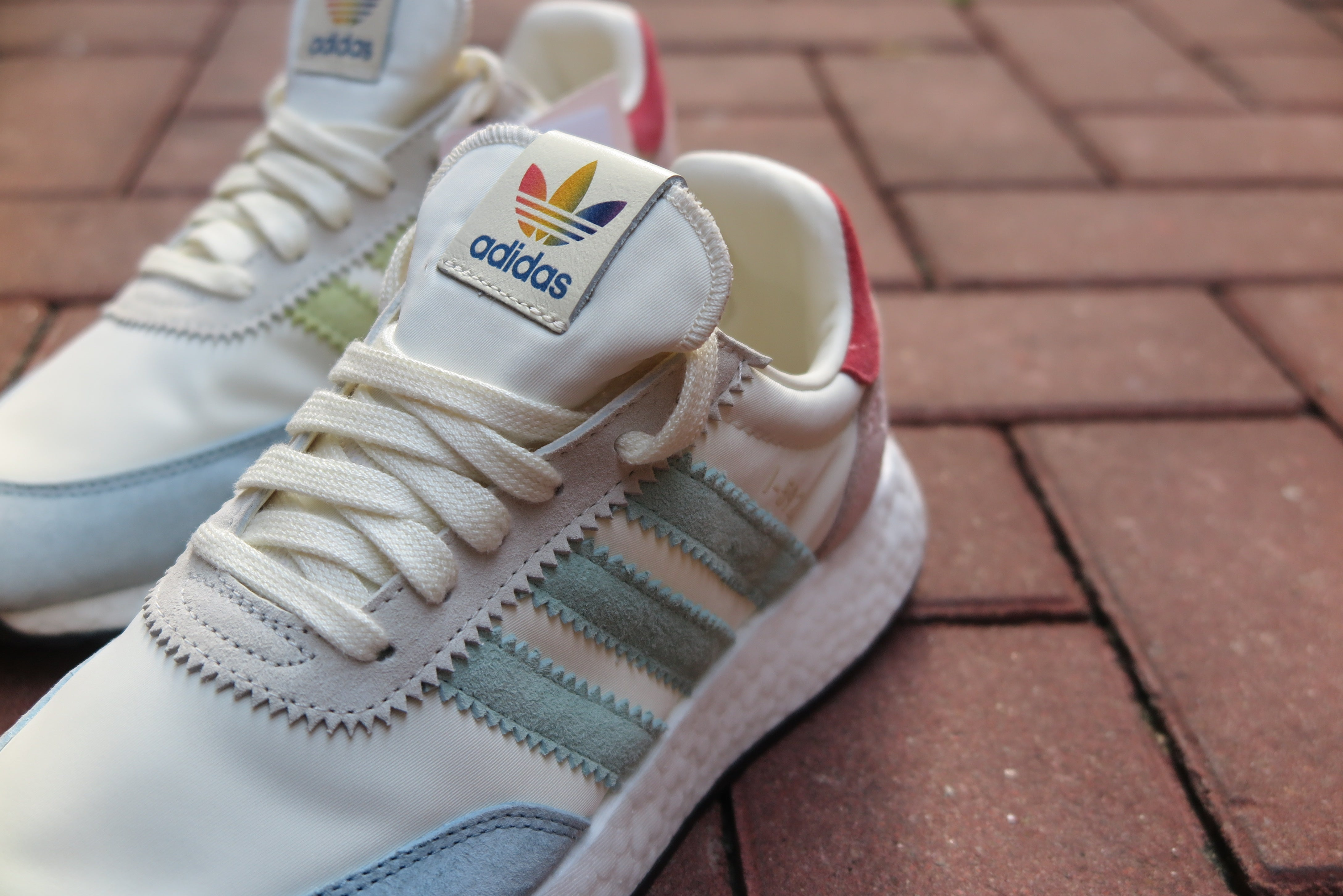 adidas I-5923 Pride - Cream White/Footwear White/Core Black #B41984-Preorder Item-Navy Selected Shop