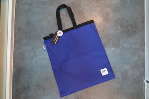 "Drifter Fold Away Tote ""Made in USA"" - Amethyst #DF1600-Bag-Navy Selected Shop"