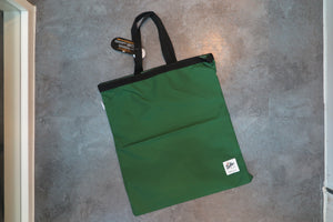 "Drifter Fold Away Tote ""Made in USA"" - Leaf #DF1600-Bag-Navy Selected Shop"