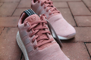 adidas WMNS NMD_R2 - Ash Pink/Crystal White/Footwear White #CQ2007-Preorder Item-Navy Selected Shop