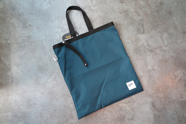 "Drifter Fold Away Tote ""Made in USA"" - Midnight Navy #DF1600-Bag-Navy Selected Shop"