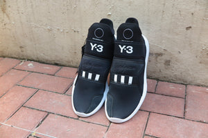 adidas Y-3 Suberou - Black/Footwear White #BC0899-Preorder Item-Navy Selected Shop