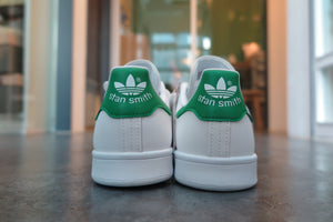"adidas Stan Smith ""Reflective"" - Running White/Green #AQ4775-Preorder Item-Navy Selected Shop"