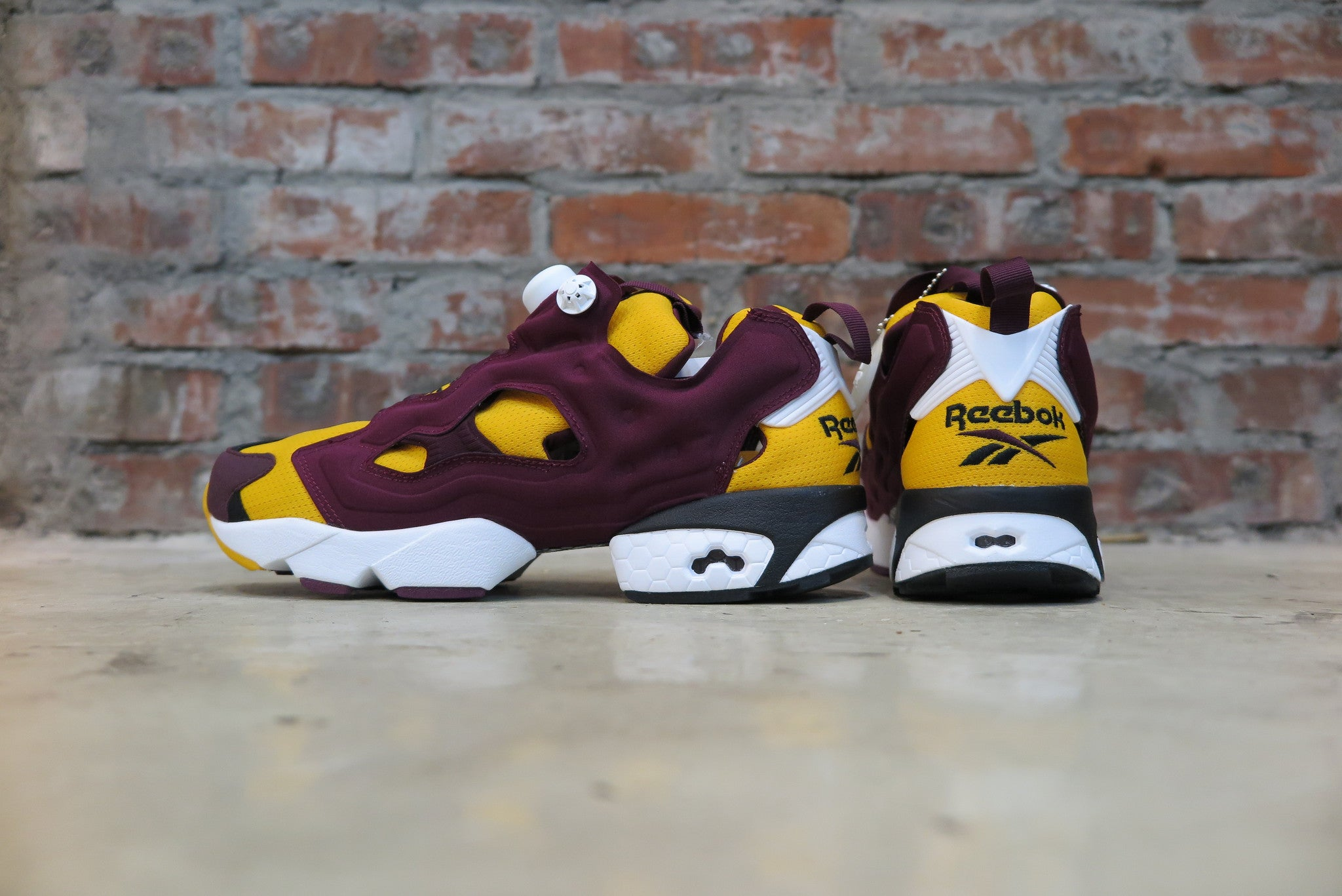 "Reebok Instapump Fury OG ""Iron Man"" #V62247-Sneakers-Navy Selected Shop"
