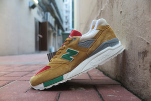 J.Crew X New Balance M998JCR Made in USA-Preorder Item-Navy Selected Shop