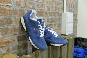 Babochka x Saucony Shadow 6000 - Blue #S70152-1 ****Rare****-Sneakers-Navy Selected Shop