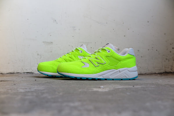 "mita sneakers X New Balance MRT580MI ""The Battle Surfaces""-Sneakers-Navy Selected Shop"