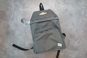 "Drifter Day Pack ""Made in USA"" - Gray #DF0420-Bag-Navy Selected Shop"