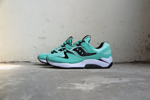 Saucony Grid 9000 in Mint #S70077-30-Sneakers-Navy Selected Shop