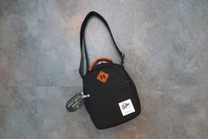 "Drifter Camera Bag ""Made in USA"" - Black #DF0360-Bag-Navy Selected Shop"
