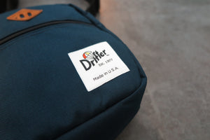 "Drifter Camera Bag ""Made in USA"" - Old Navy #DF0360-Bag-Navy Selected Shop"
