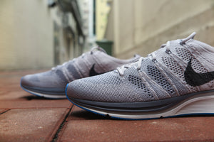 Nike Flyknit Trainer - Atmosphere Grey/Thunder Grey/Wolf Grey #AH8396-006-Preorder Item-Navy Selected Shop