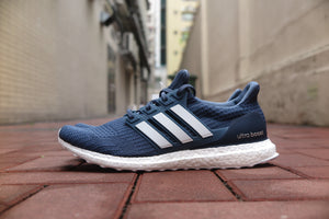 "adidas Ultra Boost 4.0 ""Show Your Stripes Pack"" - Tech Ink/Cloud White/Vapor Grey #CM8113-Preorder Item-Navy Selected Shop"