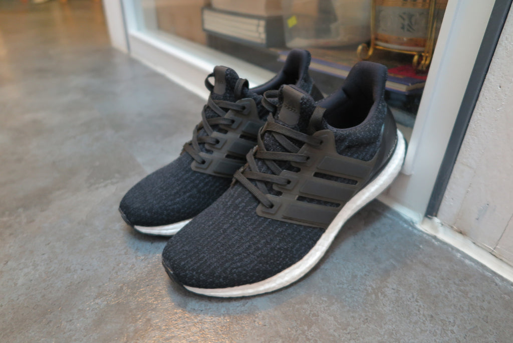 adidas Ultra Boost 3.0 - Core Black/Dark Shale #BA8842-Sneakers-Navy Selected Shop