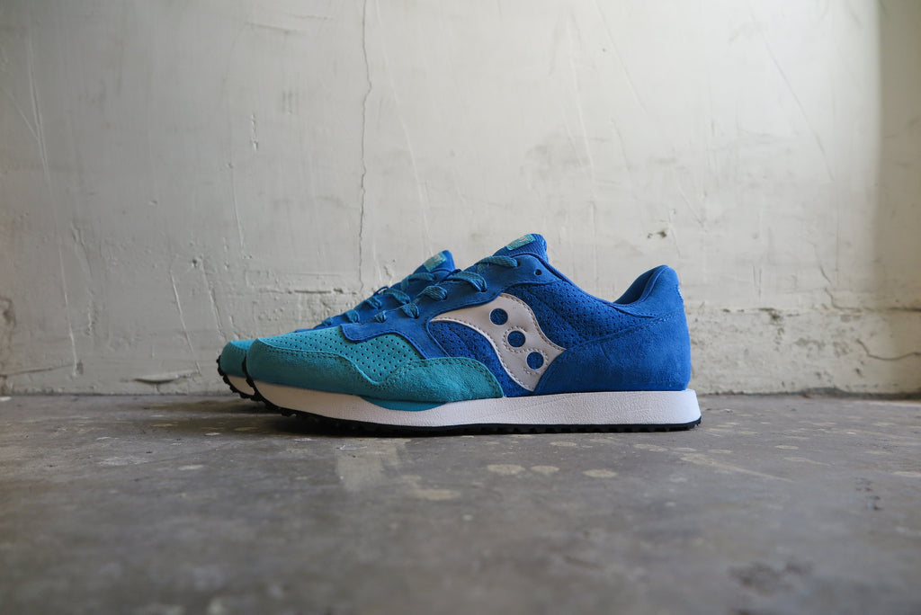 "Saucony DXN Trainer ""Bermuda Pack #S70177-1-Sneakers-Navy Selected Shop"