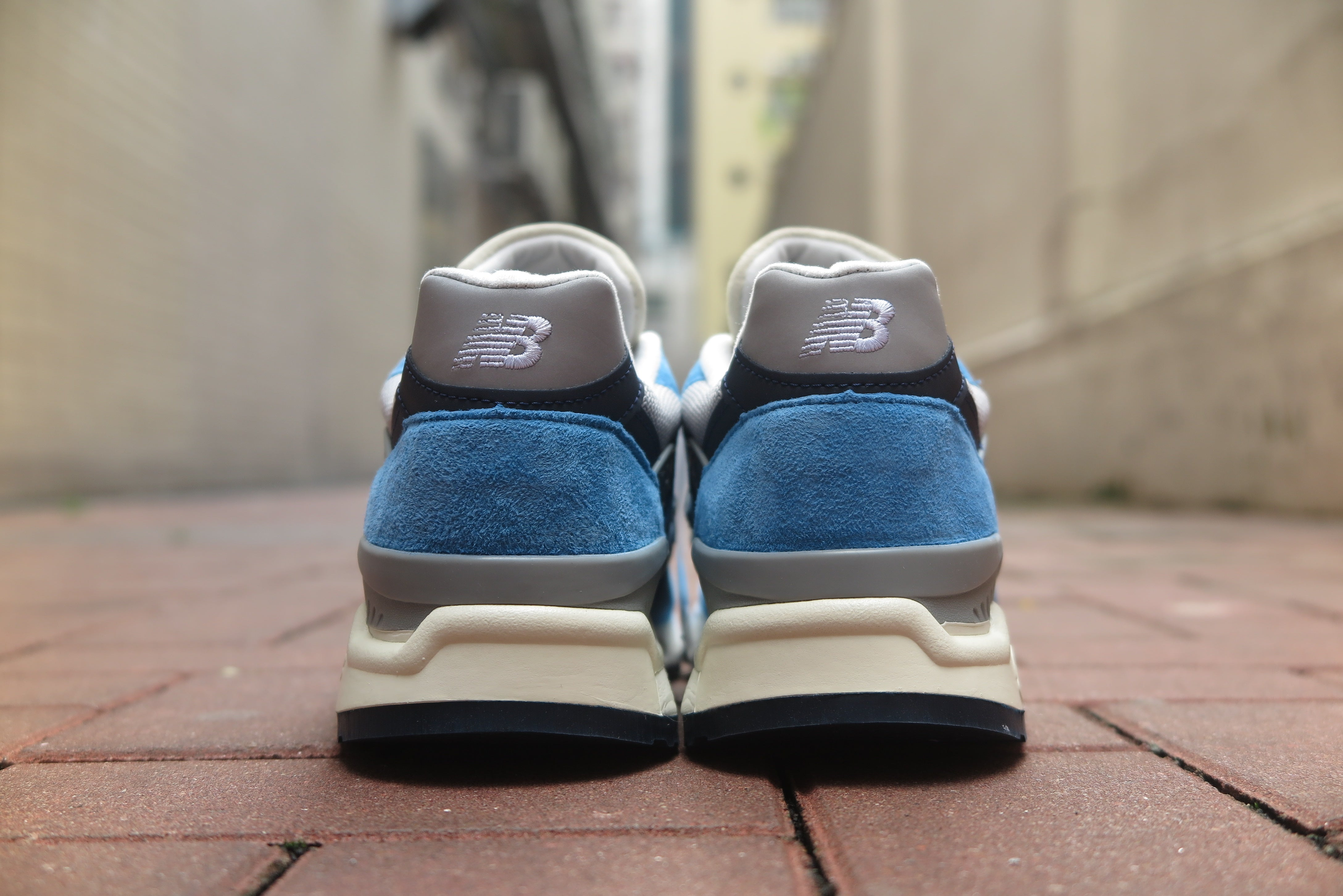 J.Crew X New Balance M998JCW Made in USA-Preorder Item-Navy Selected Shop
