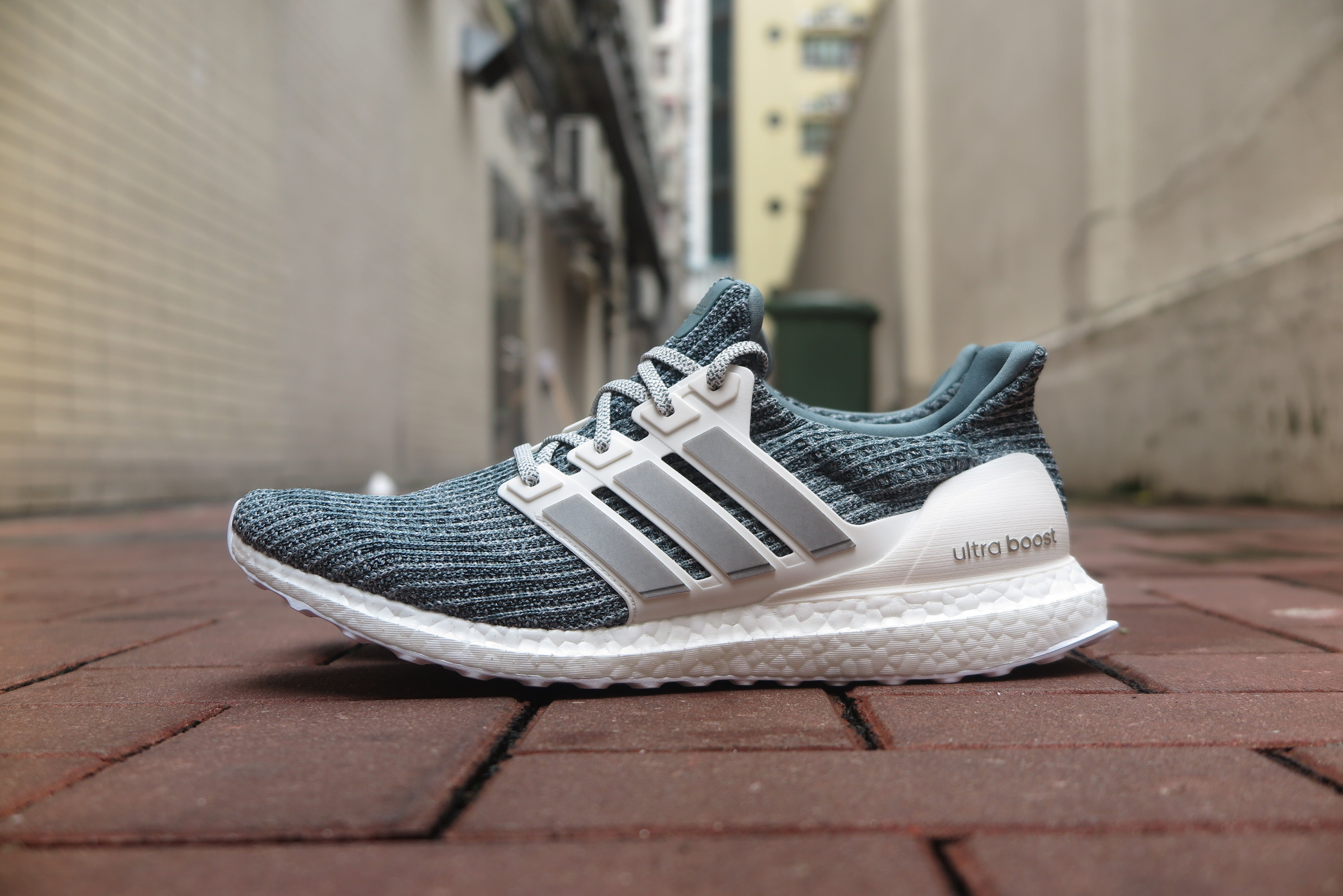adidas Ultra Boost 4.0 LTD - Silver Metallic/Cloud White #CM8272-Preorder Item-Navy Selected Shop
