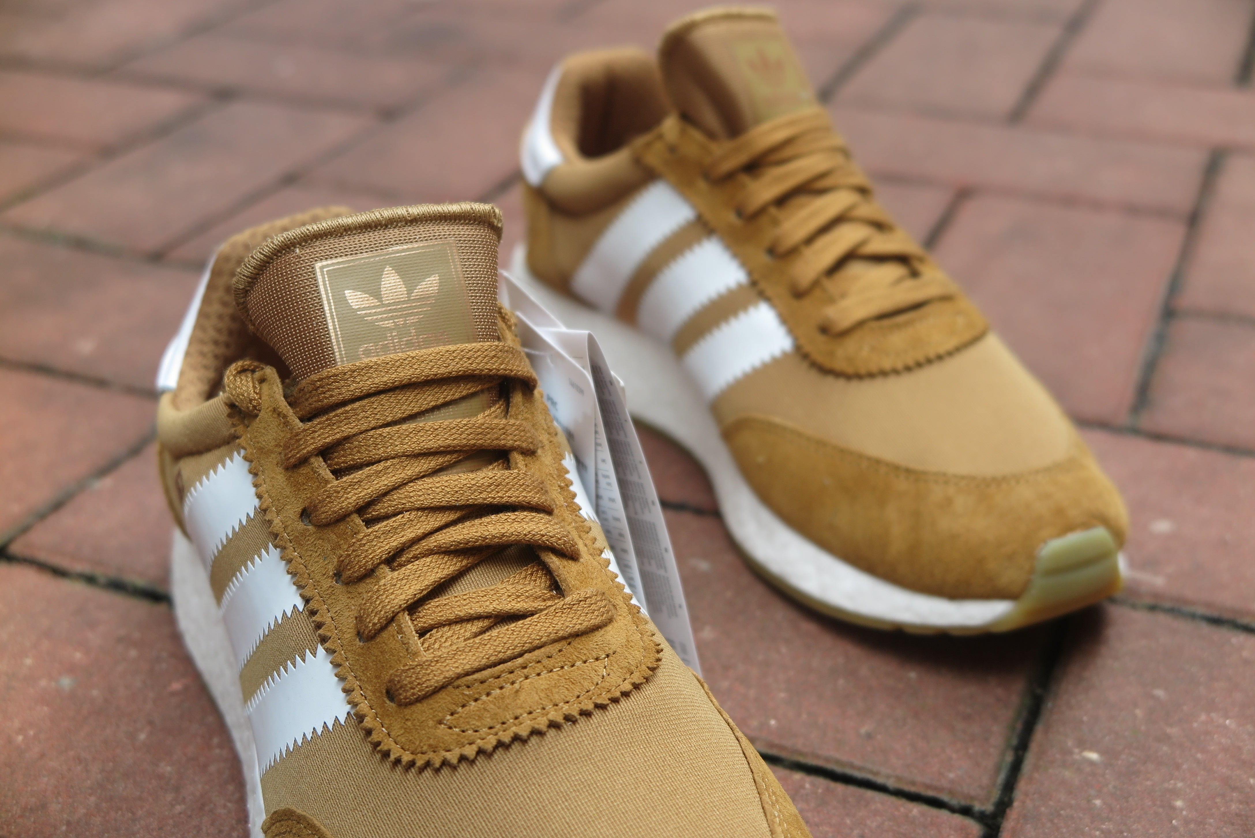 adidas I-5923 - Mesa/Footwear White/Gum #CQ2491-Preorder Item-Navy Selected Shop