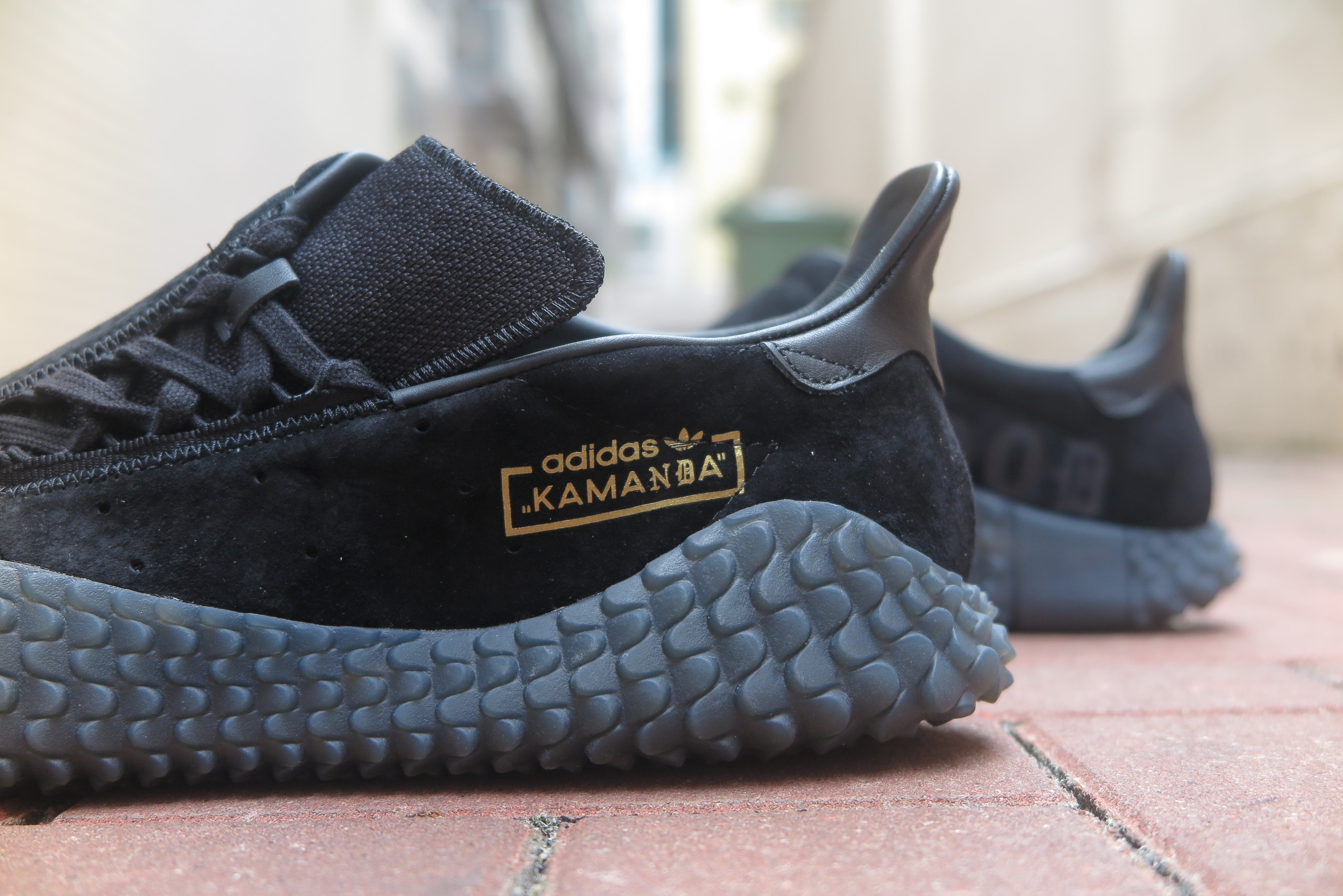 Neighborhood X adidas Kamanda 01 - Core Black #B37341-Preorder Item-Navy Selected Shop