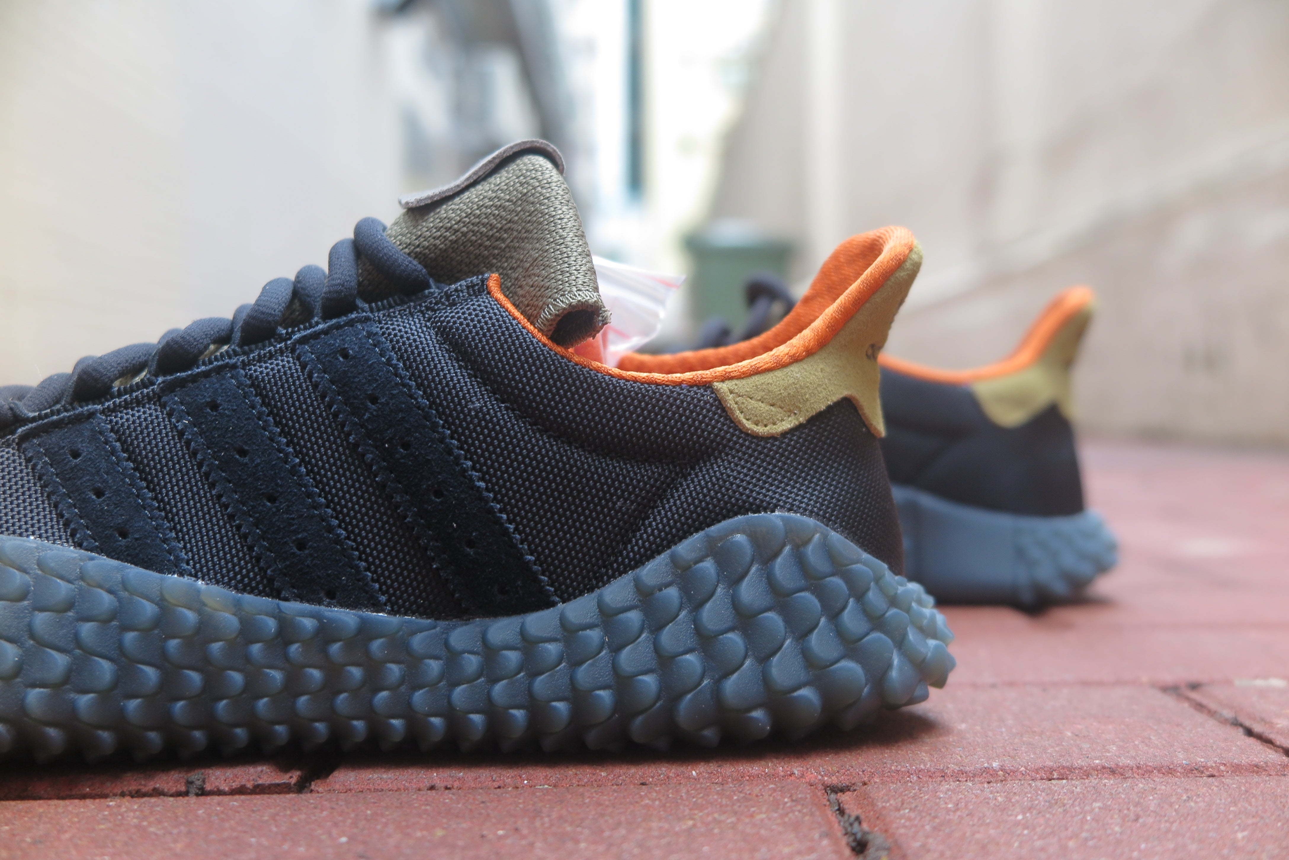 "Bodega X adidas Kamanda ""Hidden in Plain Sight"" - Core Black/Khaki #BB9243-Preorder Item-Navy Selected Shop"