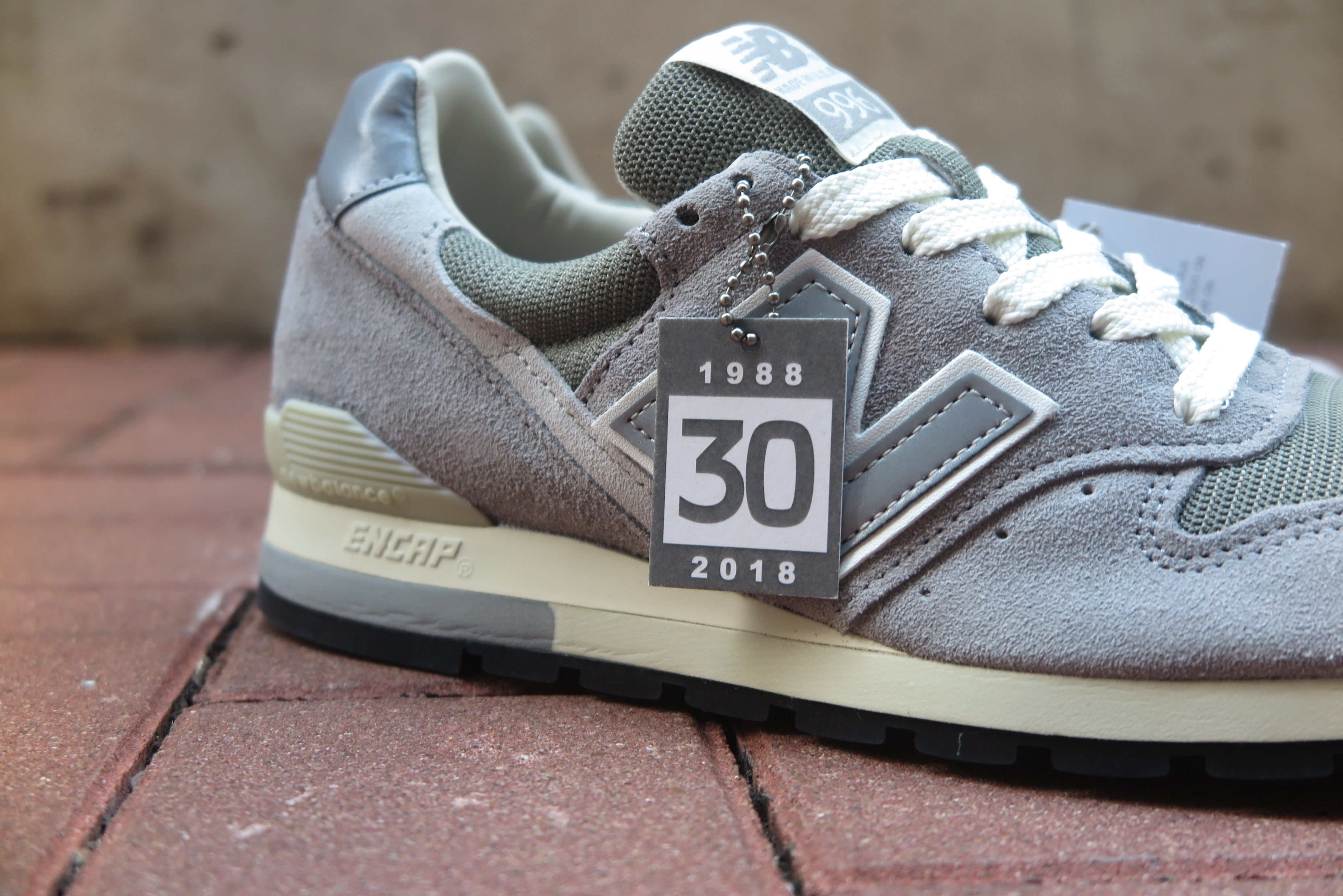 "New Balance ML996DK Made in USA ""30th Anniversary""-Preorder Item-Navy Selected Shop"