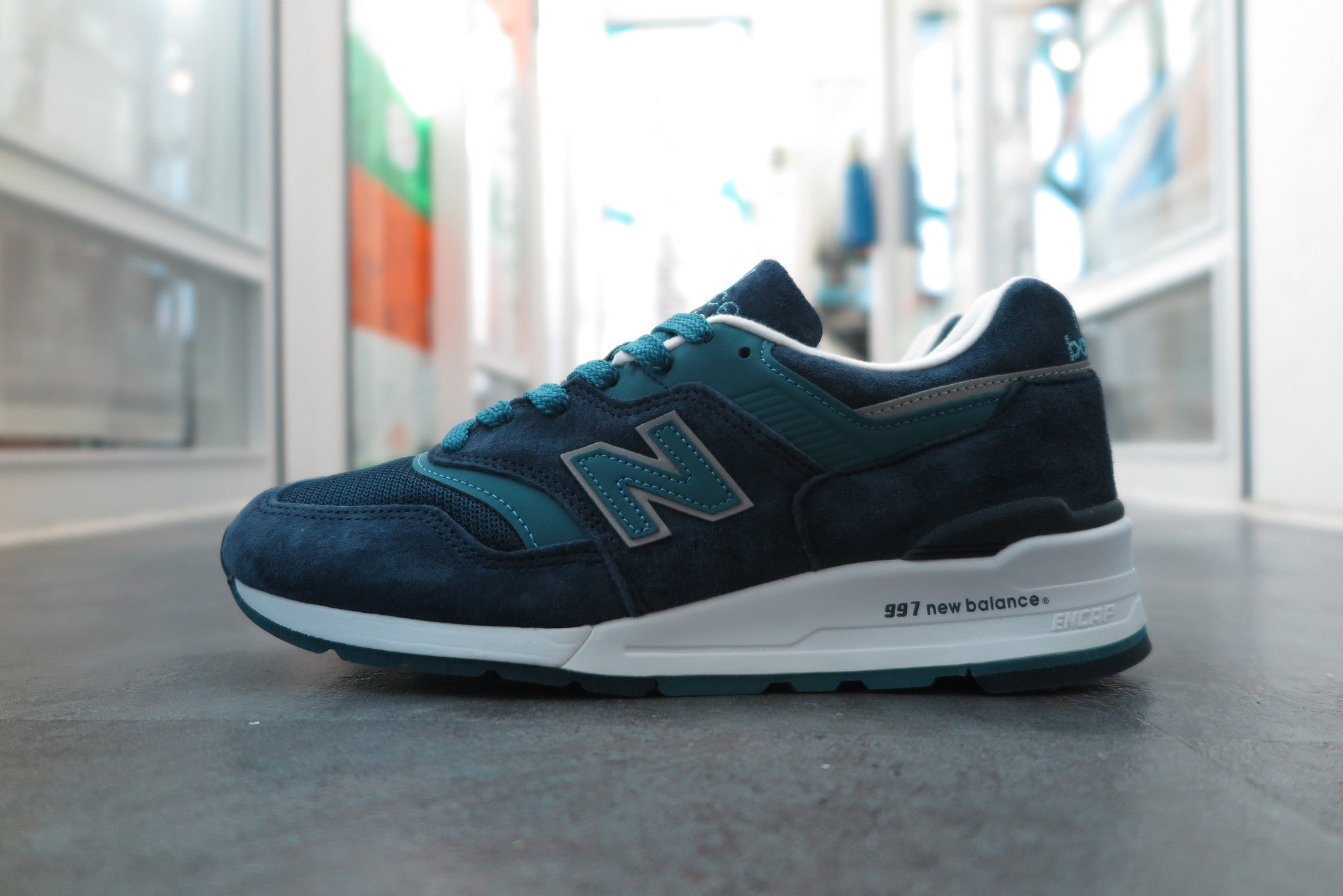 New Balance M997CEF Made in USA-Preorder Item-Navy Selected Shop