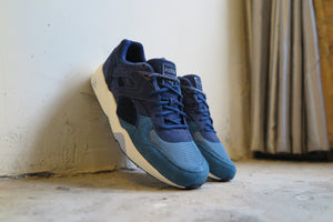 "Brooklyn We Go Hard X Puma R698 OG ""Bluefield"" #357174-01-Sneakers-Navy Selected Shop"