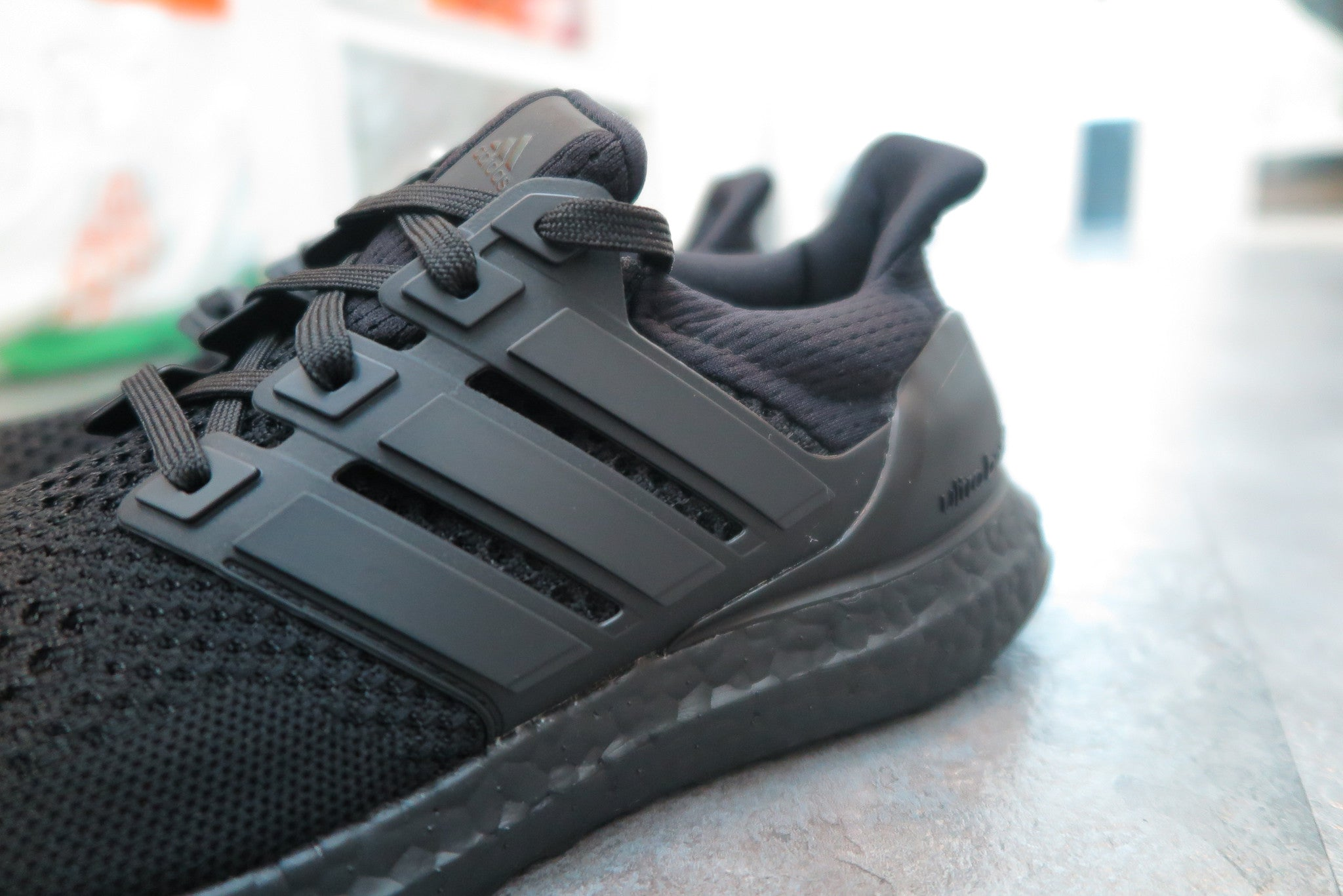 "adidas Ultra Boost 1.0 LTD ""Triple Black"" - Core Black #BB4677-Preorder Item-Navy Selected Shop"